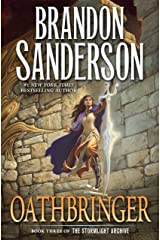 Oathbringer: Book Three of the Stormlight Archive Kindle Edition