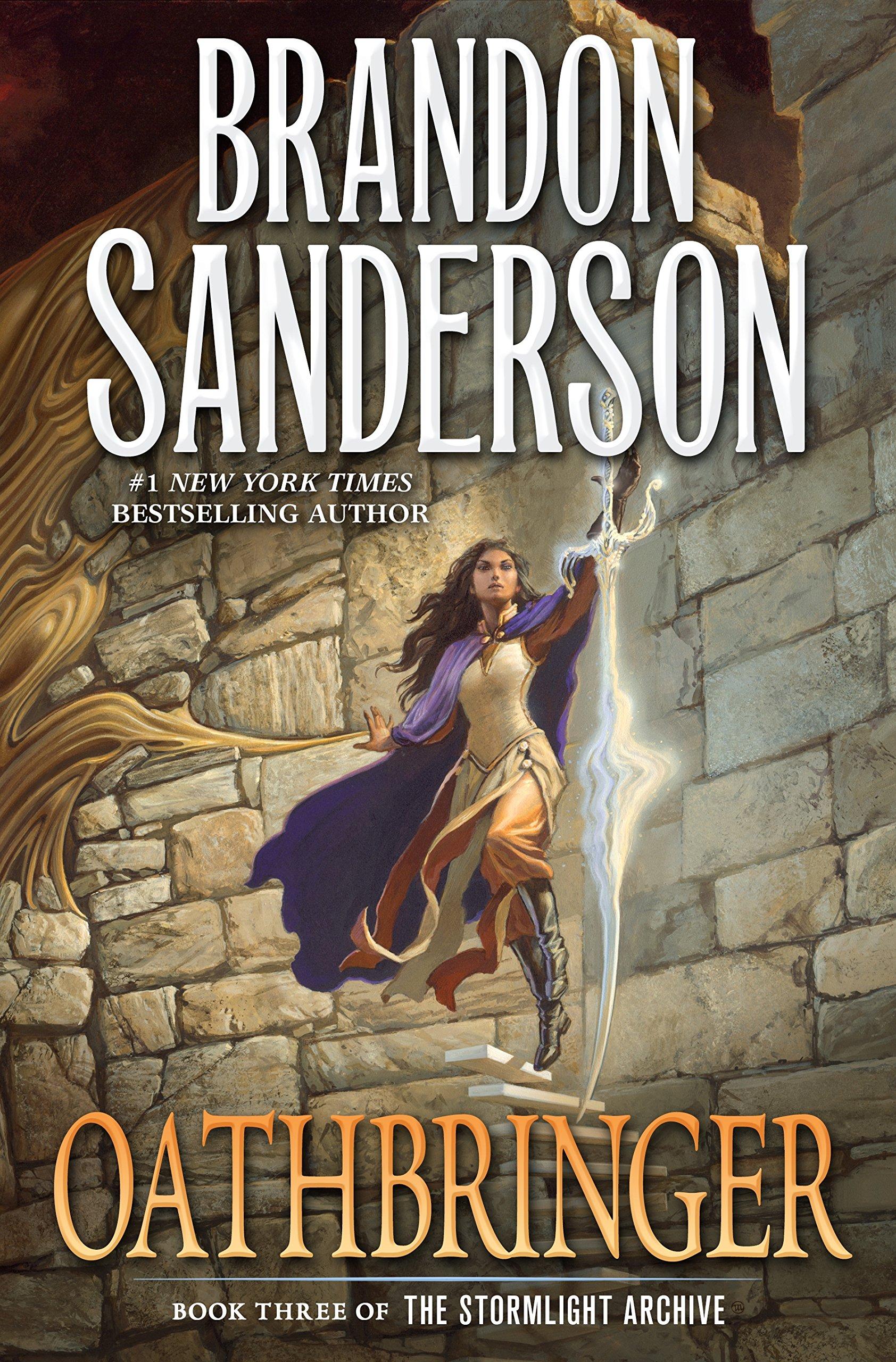 Oathbringer (Stormlight Archive): Amazon.es: Brandon Sanderson: Libros en idiomas extranjeros