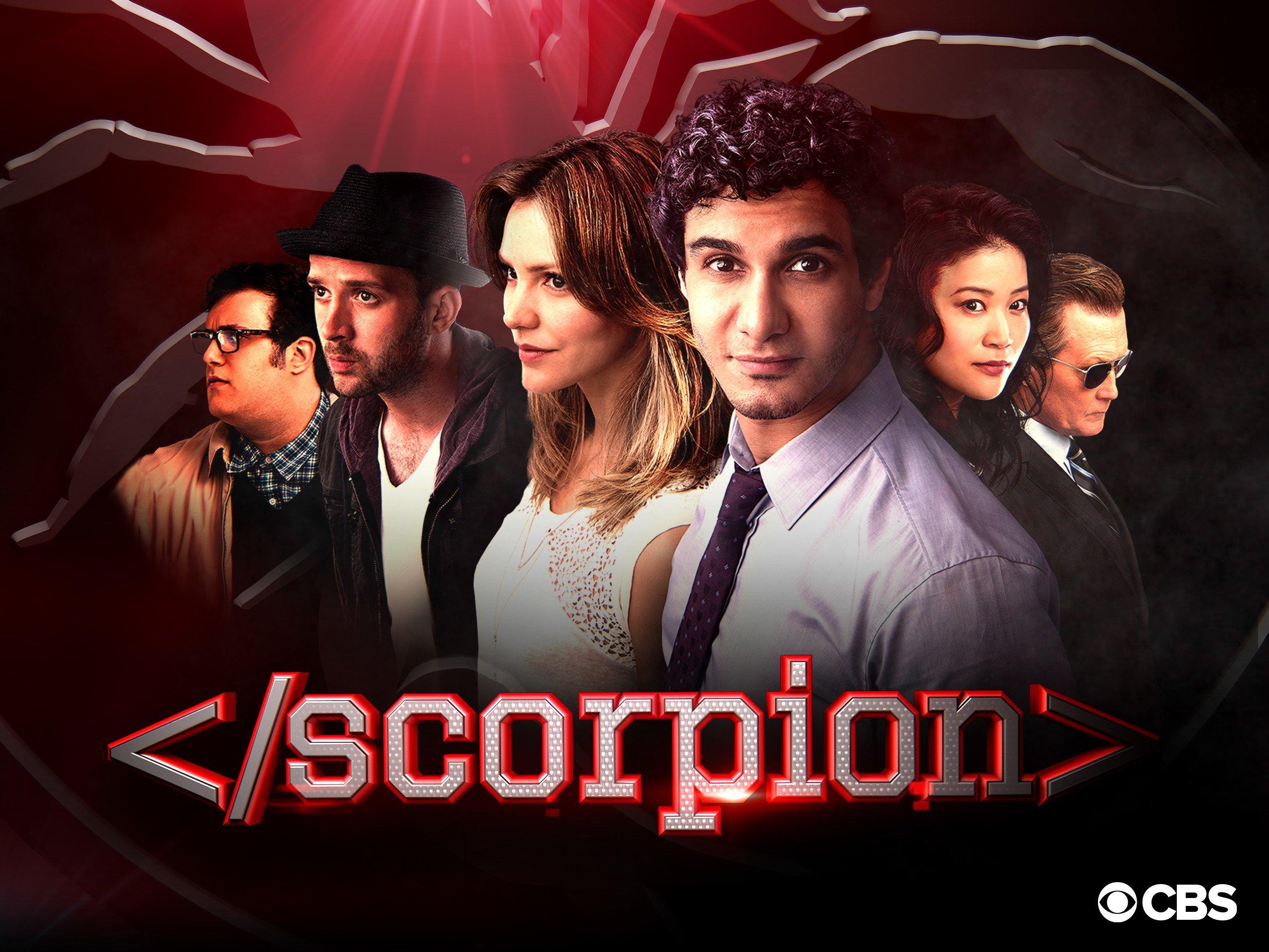 is scorpion on netflix usa
