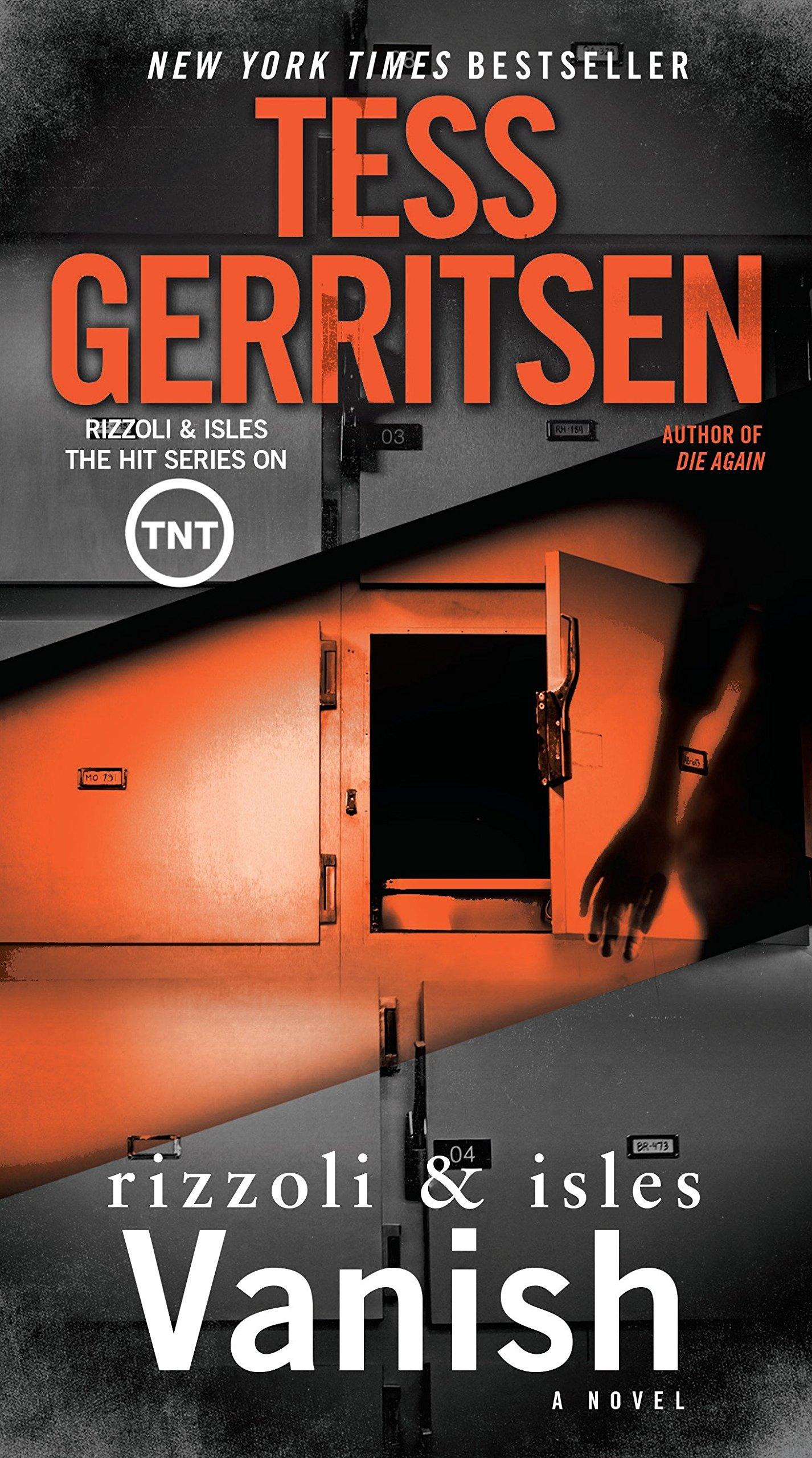 Vanish Rizzoli Isles 5 By Tess Gerritsen