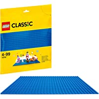 LEGO UK - 10714 Classic Blue Baseplate Creative Play