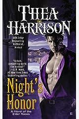 Night's Honor (Elder Races Book 7) Kindle Edition