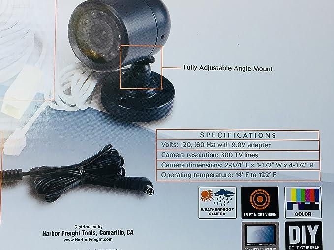 Exelent Qd28414w Surveillance Camera Wire Diagram Vignette - Wiring ...