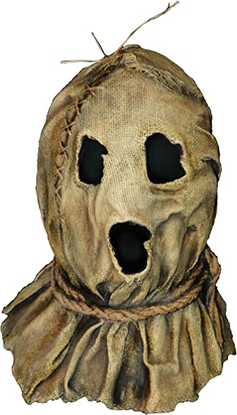 Dark Night of The Scarecrow Adult Bubba Mask Standard Brown
