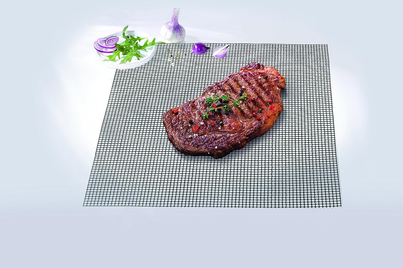 Grillmatte Für Gasgrill : Durandal grillmatte eckig cm wiederverwendbare bbq