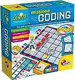 Lisciani Giochi 65394.0 - I'm a Genius TS il Gioco del Coding