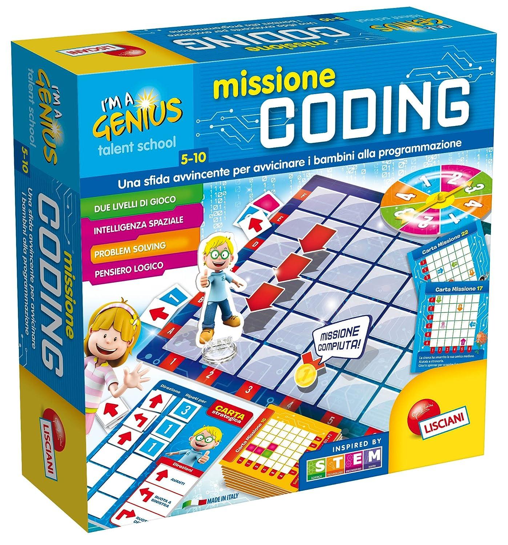 Lisciani Giochi PICCOLO GENIO - IL GIOCO DEL C 65394.0