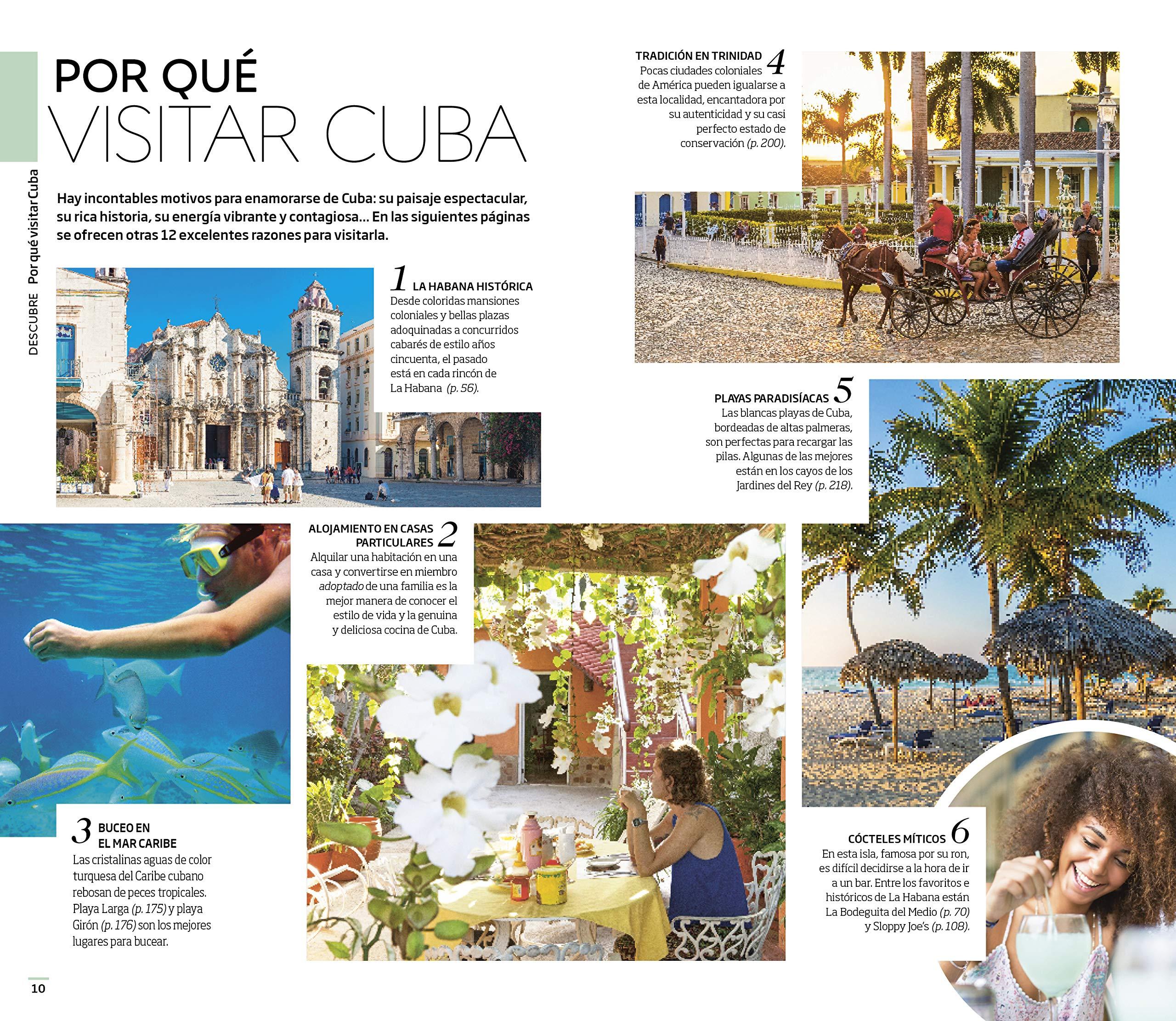 GUÍA VISUAL CUBA (Guías visuales): Amazon.es: Varios autores ...