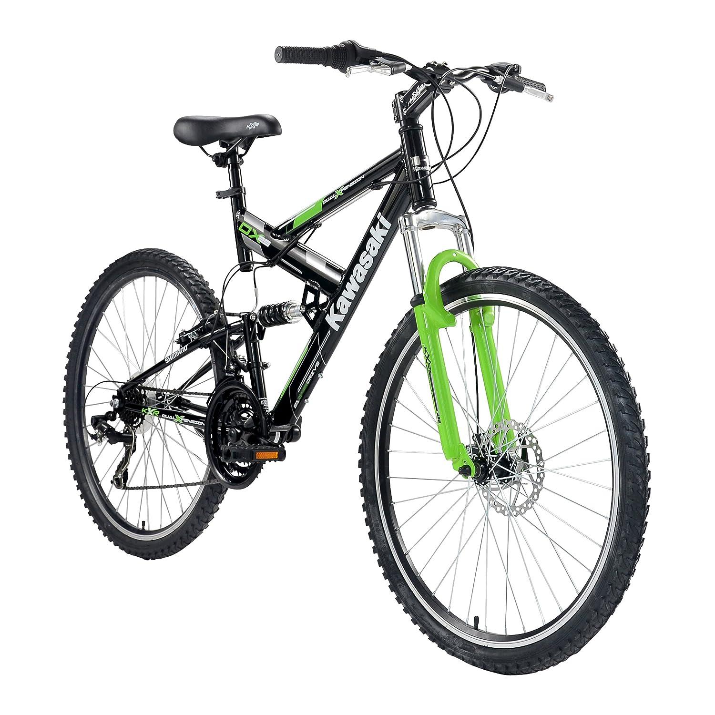 Kawasaki Dx Full Suspension Mountain Bike 26 Inch