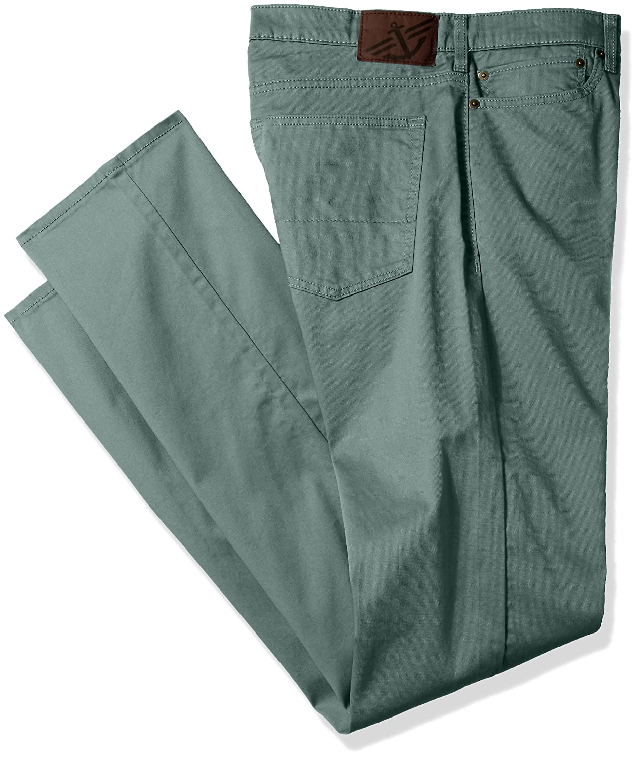 Dockers Men's Big & Tall Classic Fit Jean Cut Khaki Pants D3