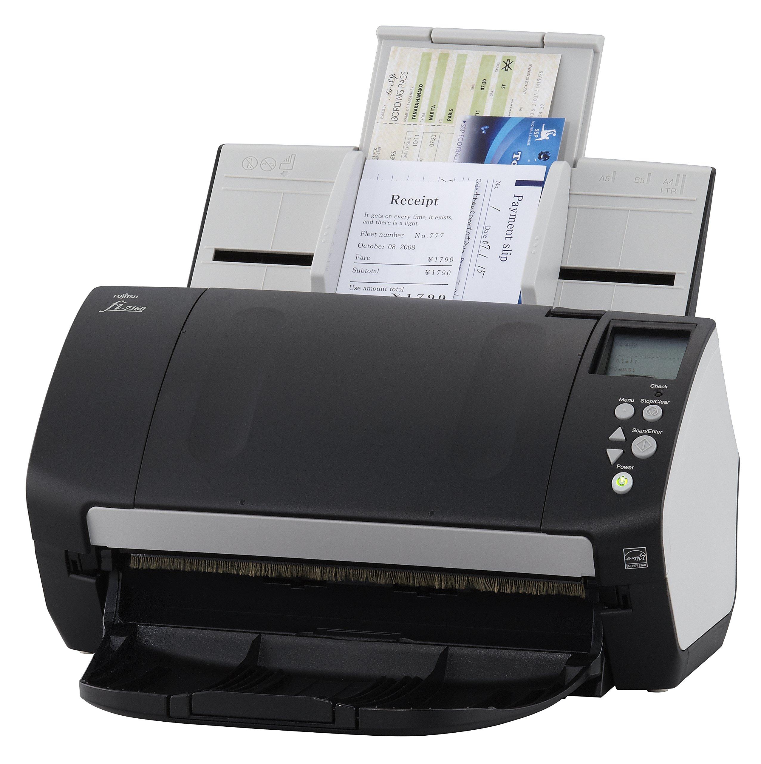 Fujitsu fi-7160 Color Duplex Document Scanner - Workgroup Series by Fujitsu (Image #5)