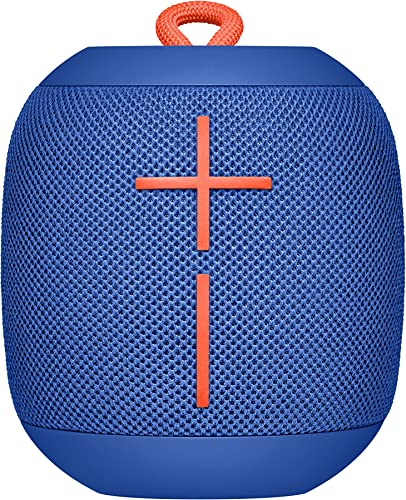 Ultimate Ears WONDERBOOM Portable Waterproof Bluetooth Speaker – Deep Blue