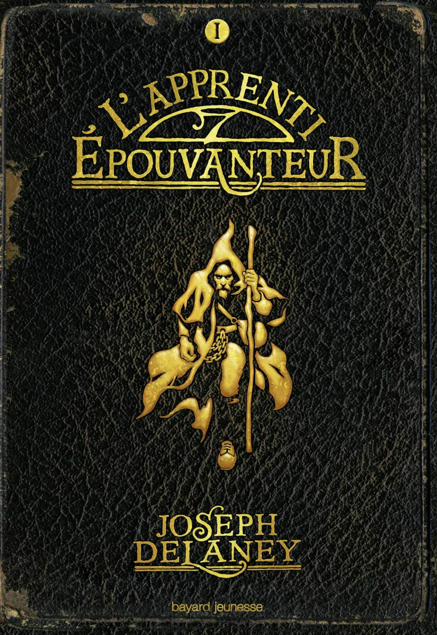 L'Epouvanteur (1) : L'Apprenti épouvanteur