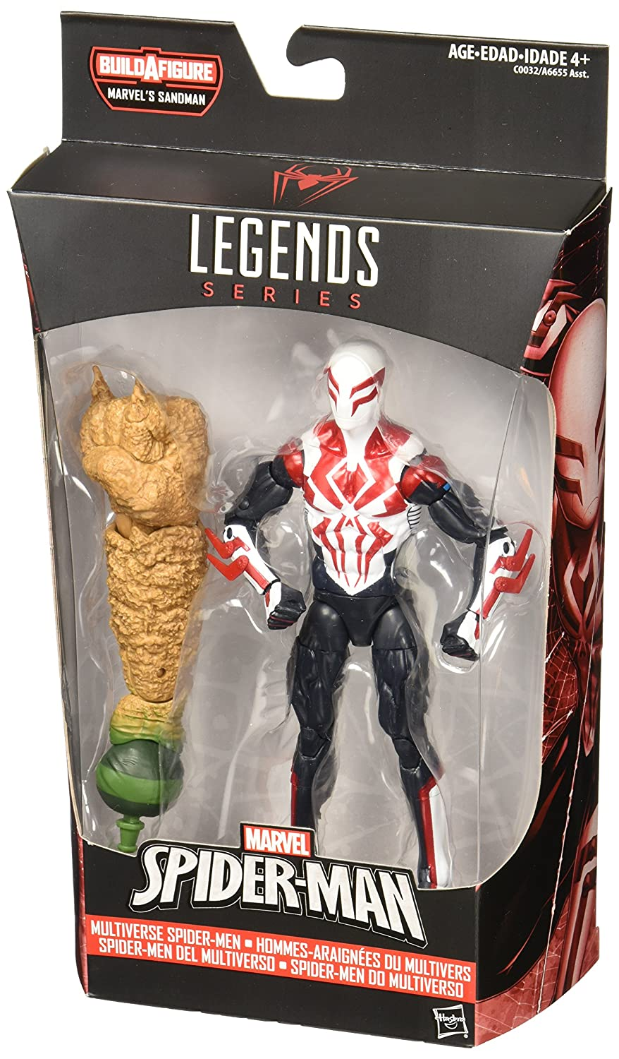 Buy Marvel Spider Man 6 Inch Infinite Legends Figure All New Luggage Tag Spiderman Kotak Online At Low Prices In India