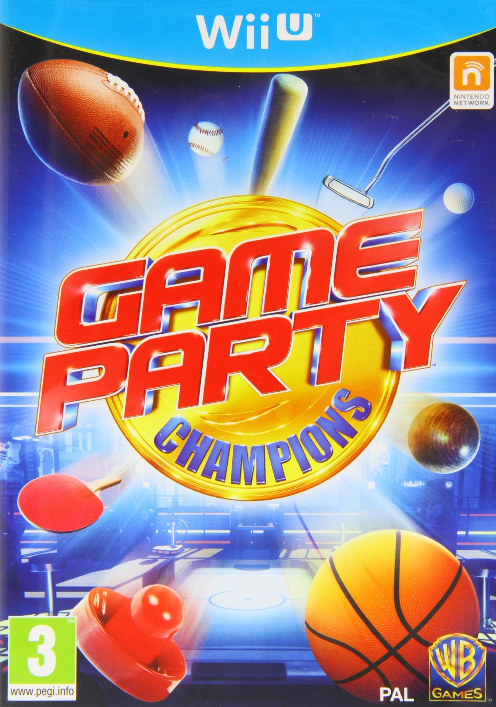 Game Party Champions (Nintendo Wi U)