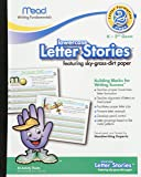 Mead Letter Stories - Lower Case Letters, 10 x 8