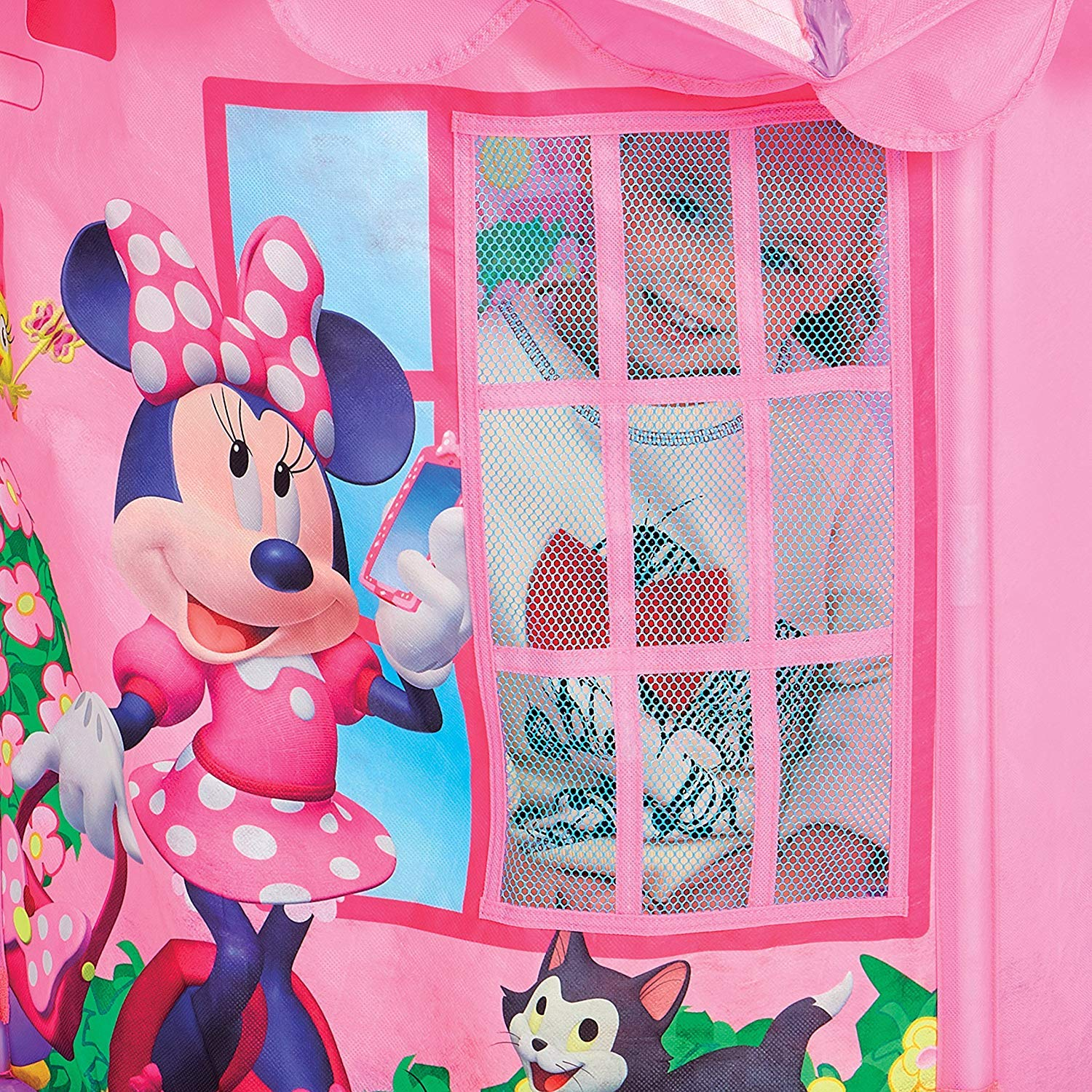 Disney Minnie Mouse Mickey Mouse Boutique Tent Ages 3-8 Years Genuine Minnie!