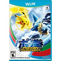 Wii U - Pokkén Tournament- Standard Edition