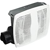 Air King AS70 Advantage Series Exhaust Bath Fan with 70-CFM and 4.0-Sones, White Finish