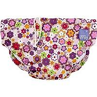 Bambino Mio, pañal bañador, floral, pequeño (0-6 meses)