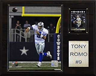 product image for NFL Tony Romo Dallas Cowboys Player Plaque