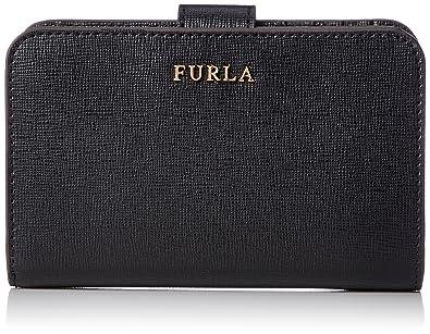 7dddfe3f2a3e Amazon | [フルラ] 二つ折り財布 並行輸入品 872836 PR85 B30 ONYX [並行 ...