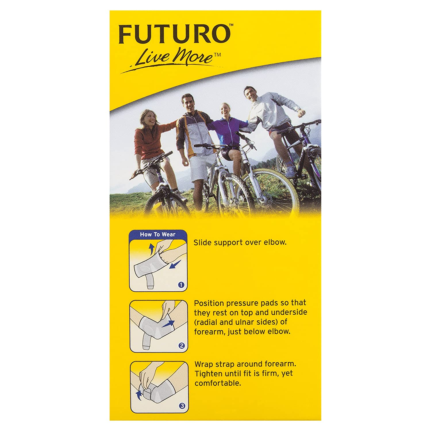 Buy Elbow futuro support how to wear pictures trends