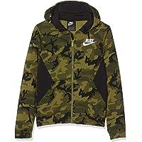 Desconocido Nike B NSW Club Fleece FZ AOP