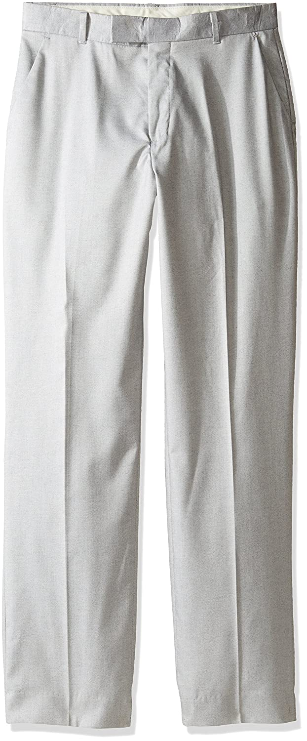 Calvin Klein Boys' Flat Front Dress Pant