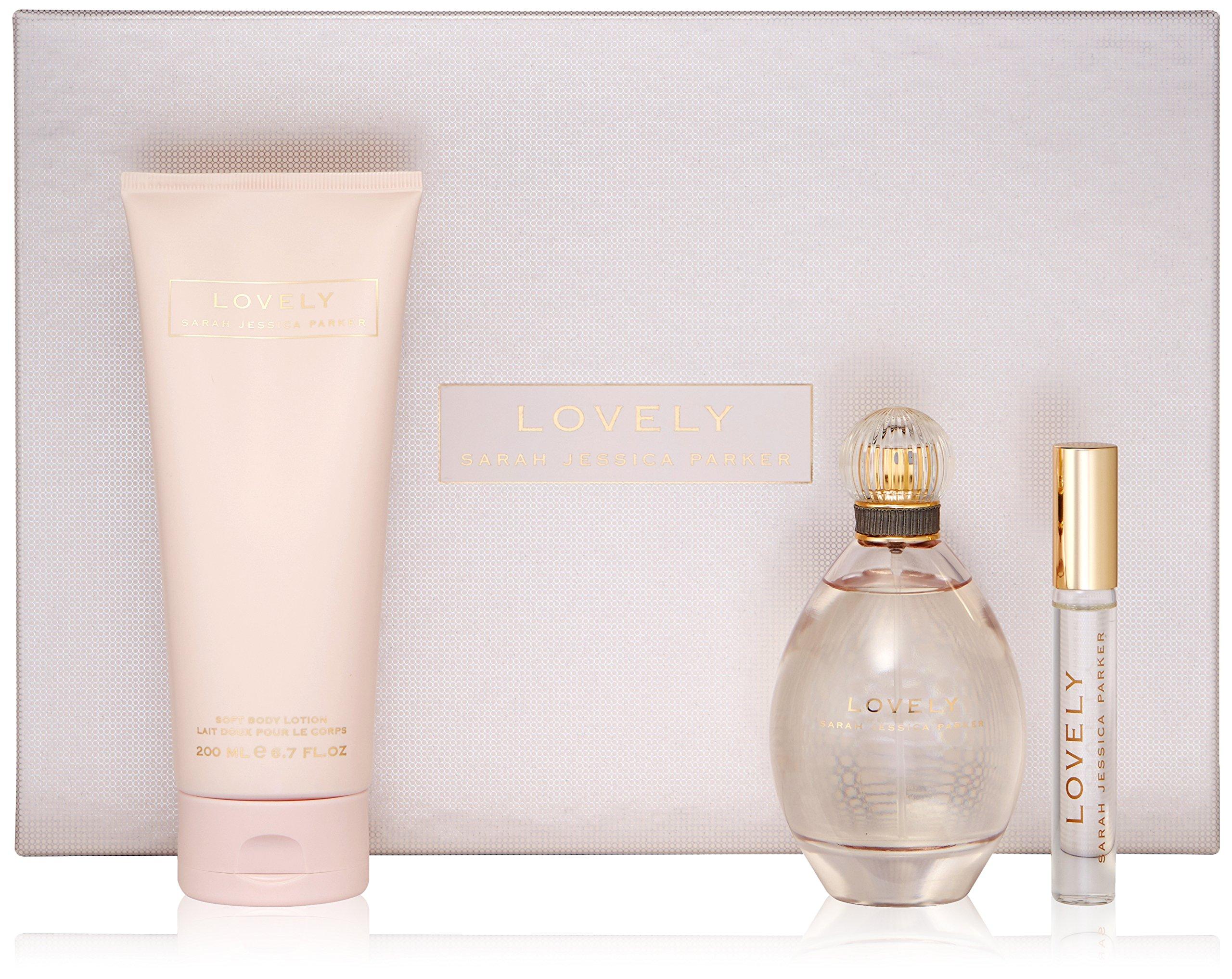 Sarah Jessica Parker Lovely Fragrance Set, 3 Count