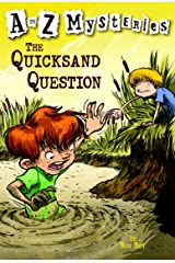 A to Z Mysteries: The Quicksand Question Kindle Edition