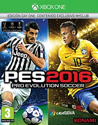 Pro Evolution Soccer 2016 (PES 2016) - Day One Edition  xbox one ... 89f529dd590ee