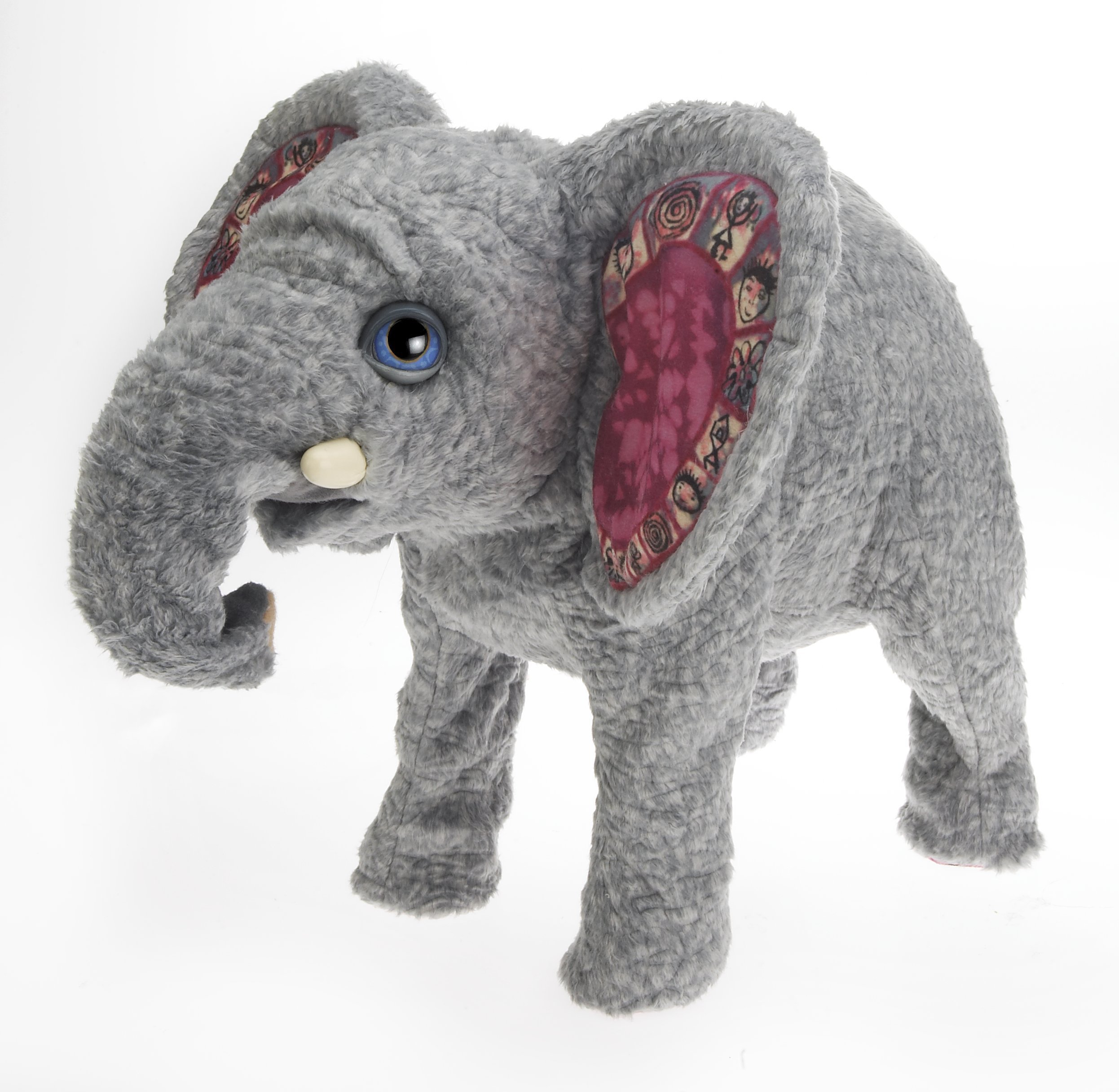 FurReal Friends Zambi The Baby Elephant by FurReal (Image #3)