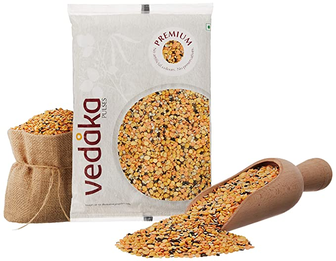 Vedaka Premium Mixed Dal, 500g