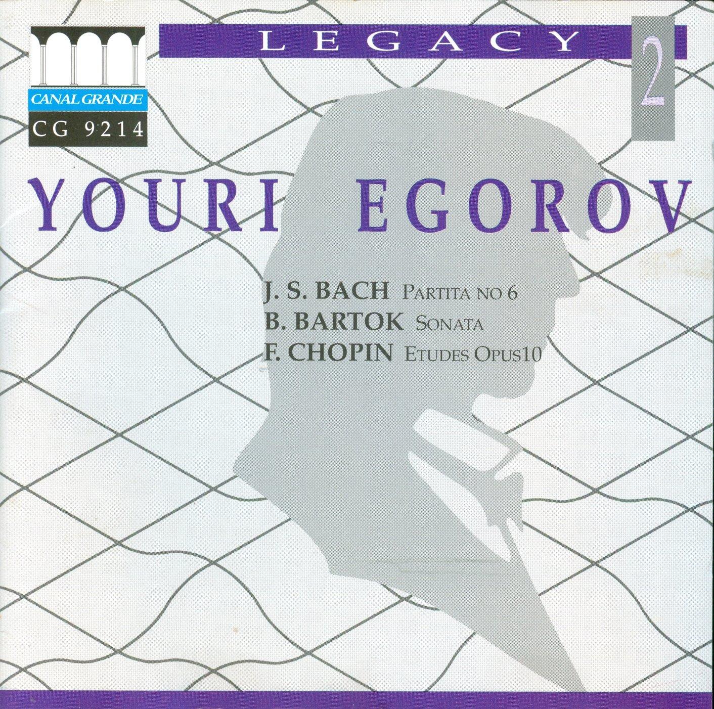 Youri Egorov: Legacy 2