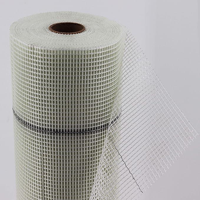 200 m² Armierungsgewebe 145 g//m² Putzgewebe Glasfaser Innengewebe Putz Gewebe
