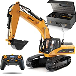 Top 16 Best Remote Control Excavator (2021 Reviews & Buying Guide) 4