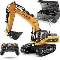 Top Race Tractor de construcción de excavadora