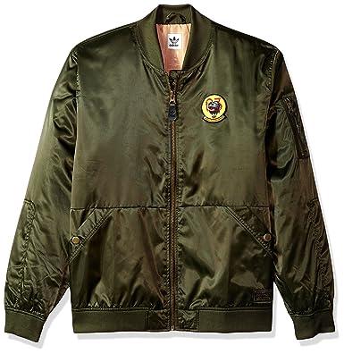 Adidas bomber jacket amazon