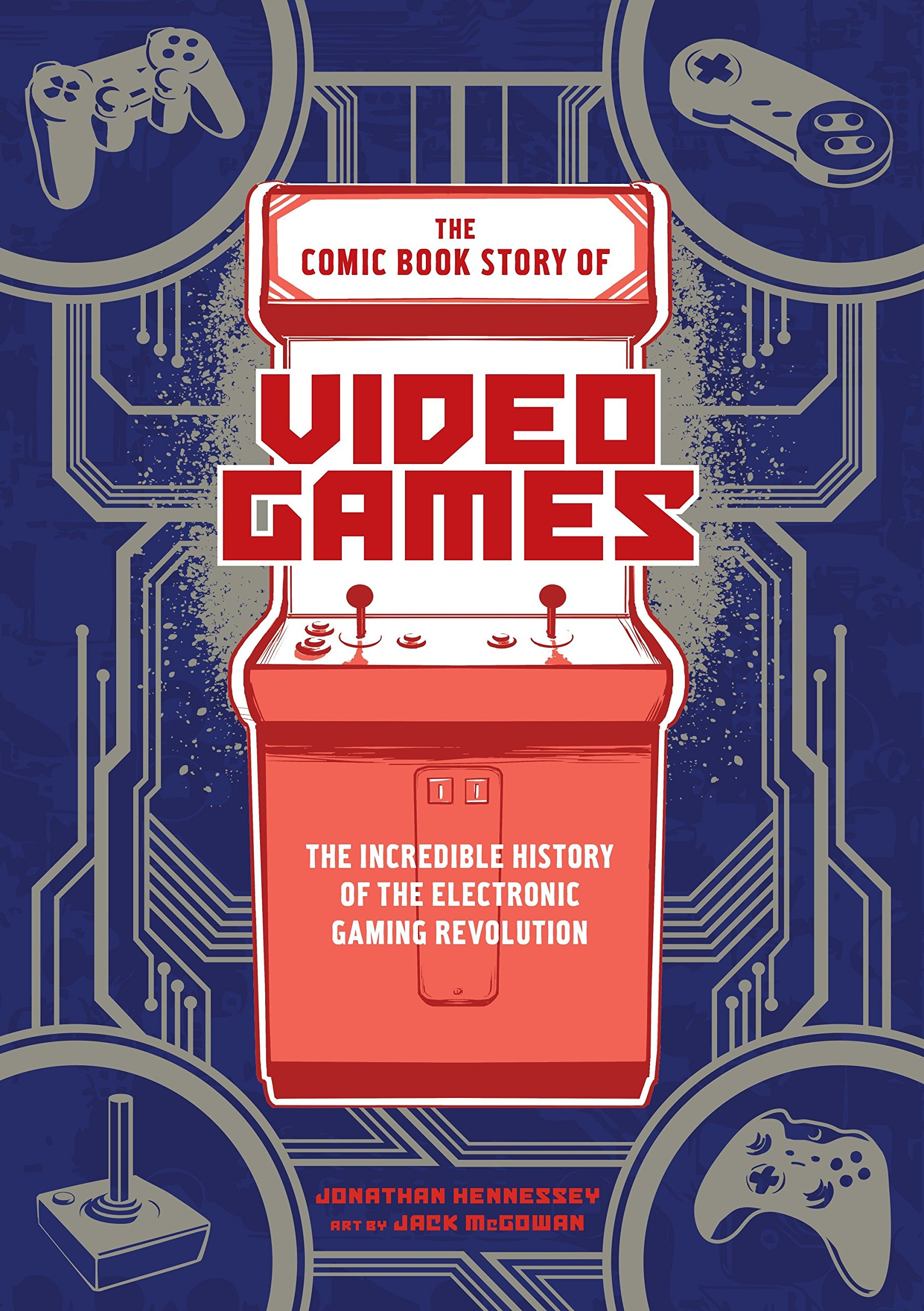 Image result for the comic book history of video games
