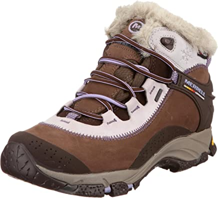 Merrell J88066 THERMO ARC 6 WTPFDARK EARTH, Bottes femme