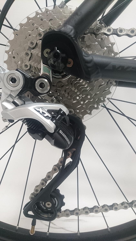 WST Quake 530 Bicicleta de montaña, Hombre, Negro, 27.5