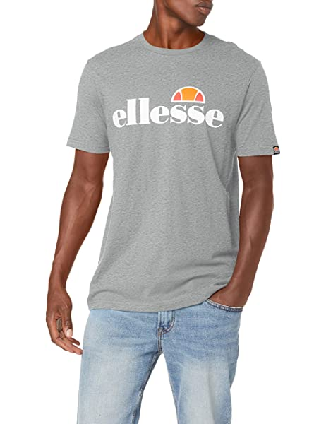 Ellesse Prado Camiseta, Hombre, Blanco, Extra Small: Amazon