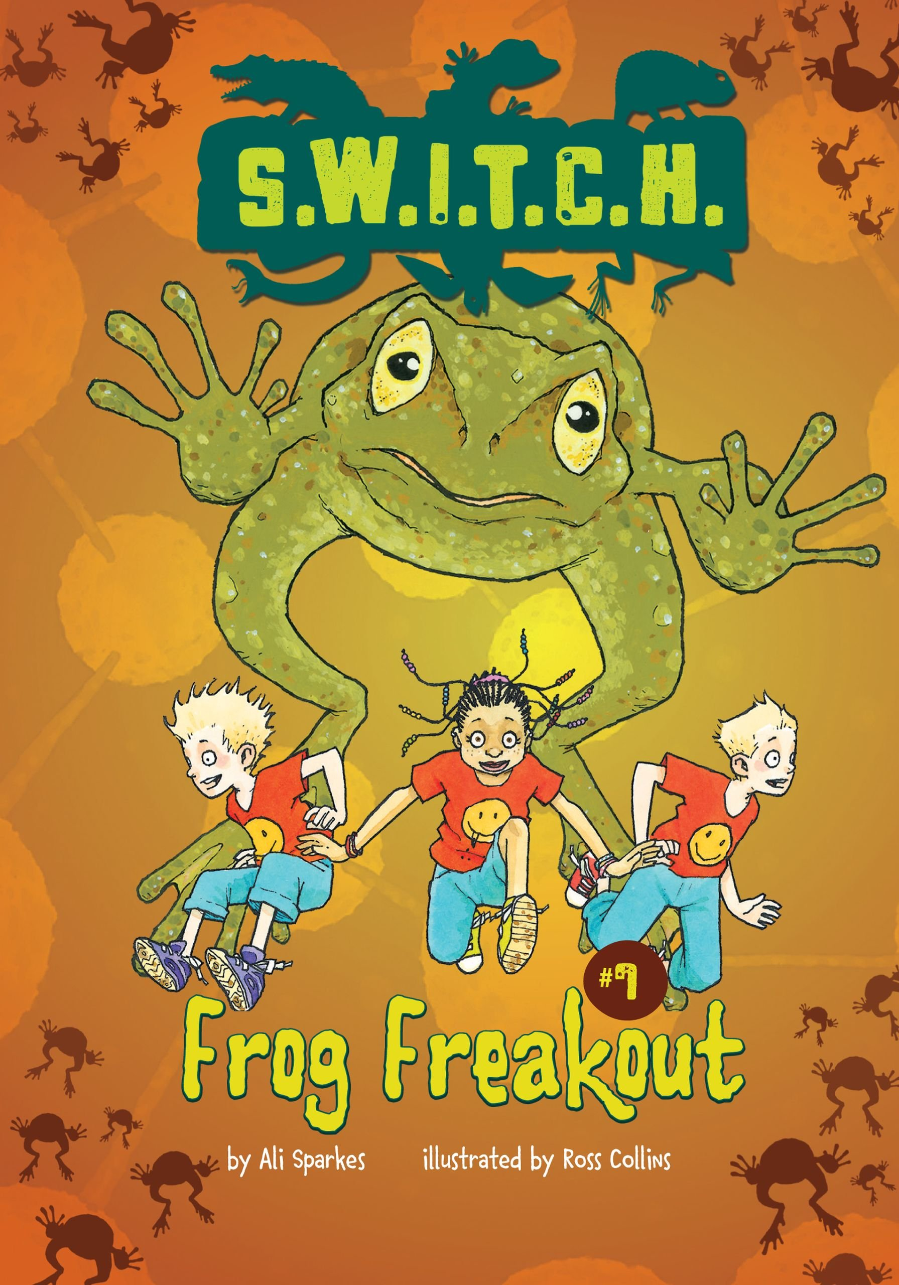 Download Frog Freakout (S.W.I.T.C.H.) ebook