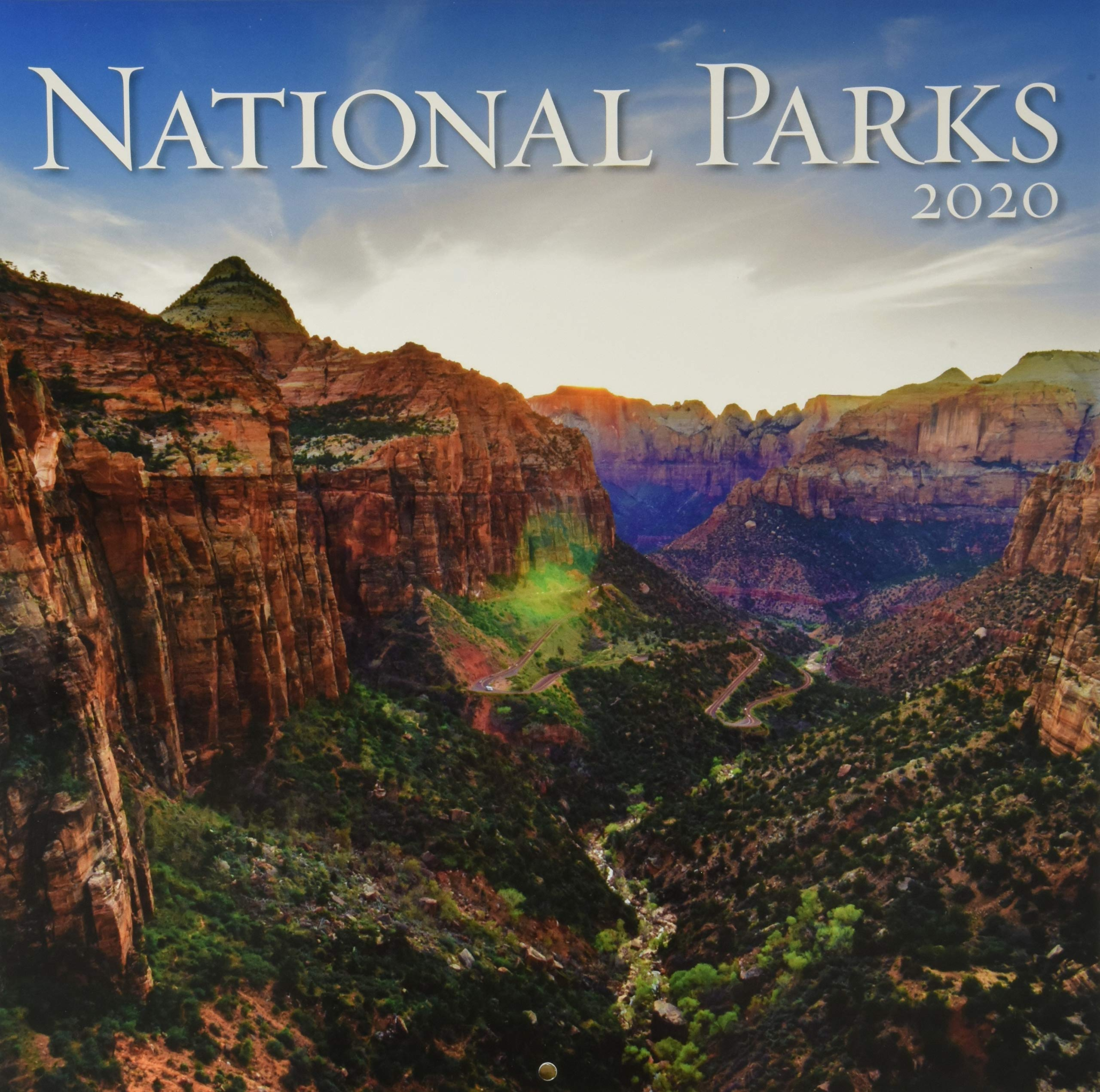 National Parks 2020 Calendar