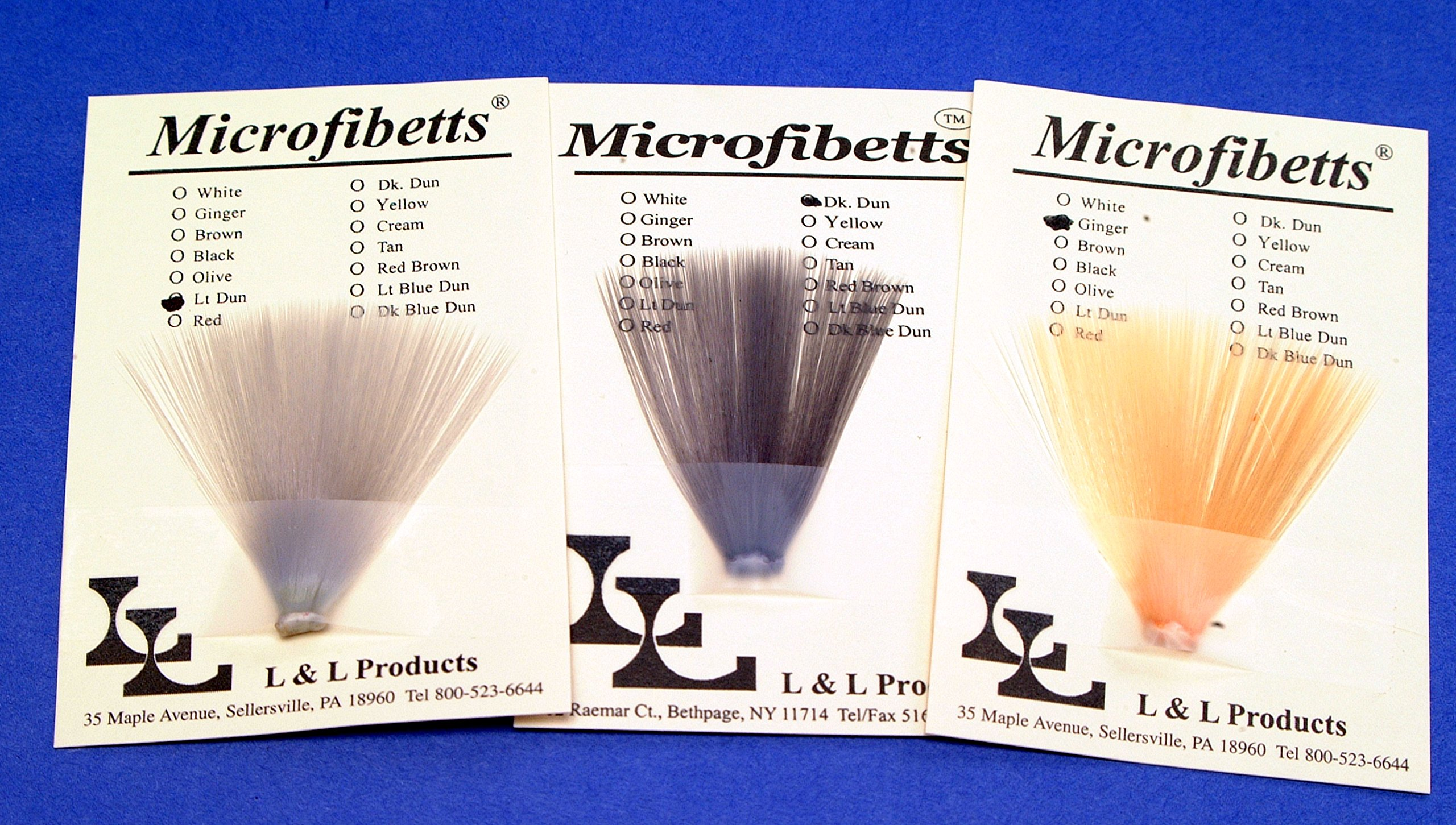 Microfibetts (Brown)