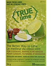 TRUE CITRUS Lime Beverage Powder 32-Count, 25.8G