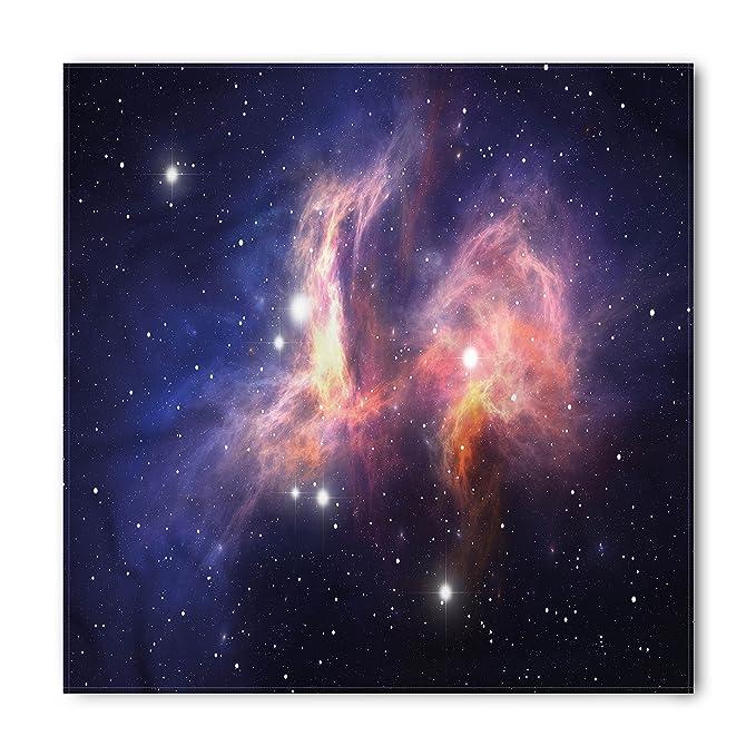 e3786e7df966 Amazon.com  Ambesonne Galaxy Bandana