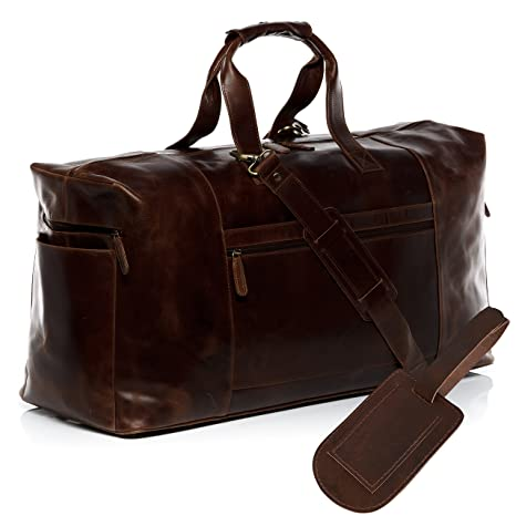 SID   VAIN® Bolsa de Viaje con Etiqueta de dirección Bristol Bolso de  Deporte Maletín 34b0a09156c4e