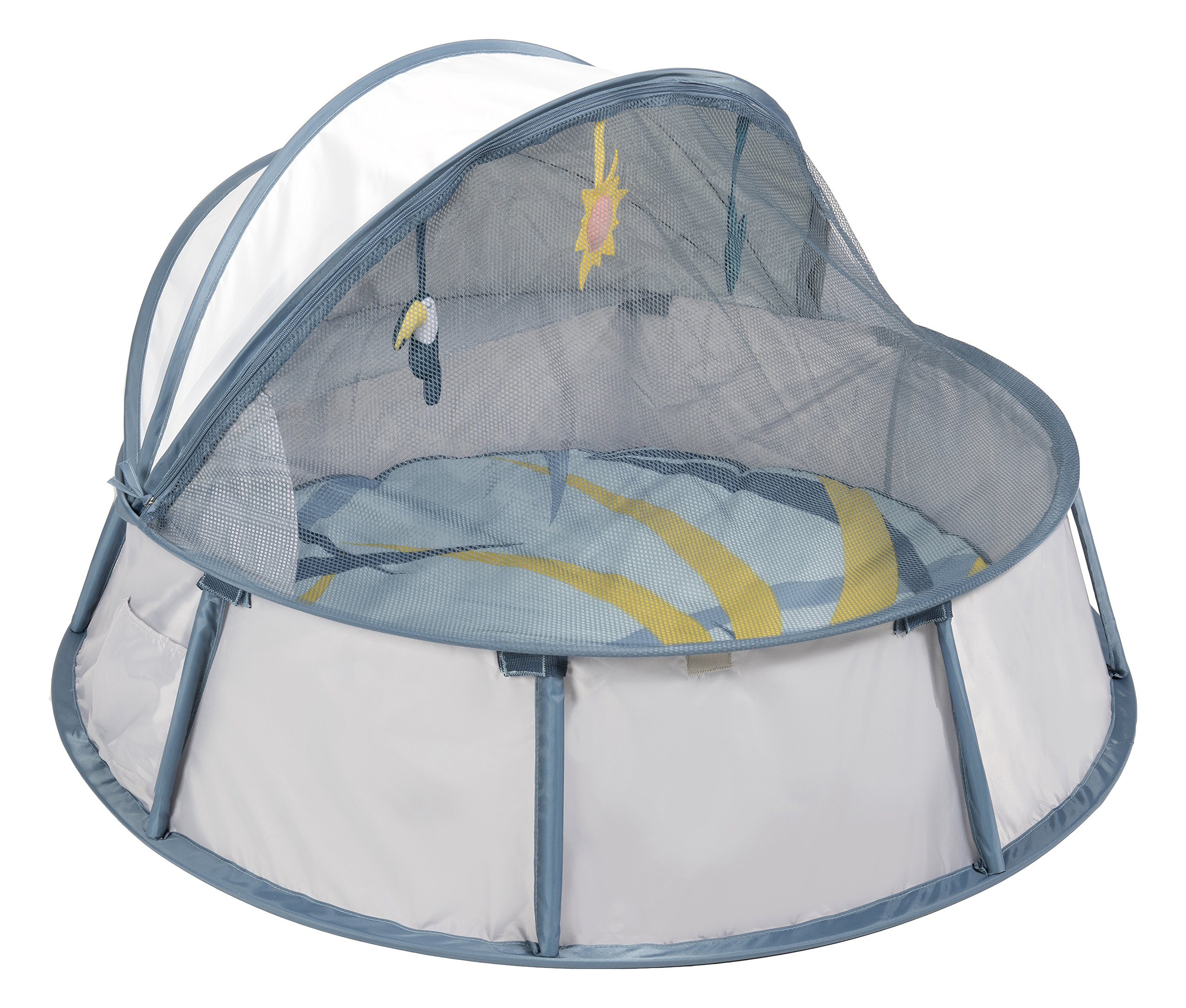 Babymoov Babyni Premium Baby Dome | Pop-Up Indoor & Outdoor Canopy for Babies to Safely Sleep, Rest and Play (2019 Summer Essential)